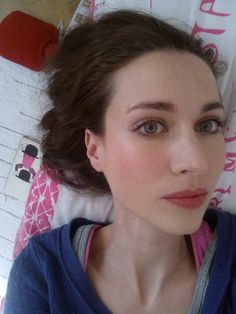 Daily nude look + actual skin products I'm using www.aestheholic.com