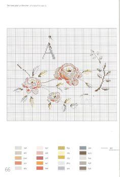 À toi   .... Le langage des fleurs - Helene Le Berre