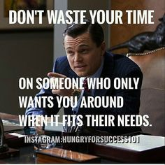 DON'T WASTE YOUR TIME ON THIS TYPE OF PEOPLE. #motivational #inspirational #hungryforsuccess Checkout More: http://ift.tt/2fNnCJo