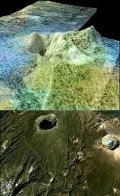 Changes in Titan's surface (Saturn Moon) brightness point to cryovolcanism