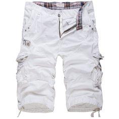 Men's Cargo Shorts 6 Colors