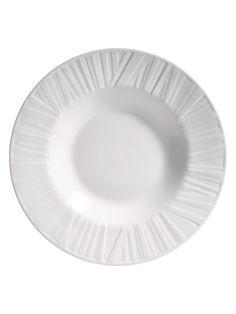 Vera Wang Wedgwood Organza Pasta/Rim Soup Bowl