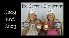 Jacy And Kacy Cat Food Challenge