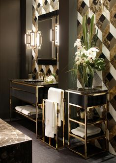 Dazzling and luxurious interiors for your inspiration.