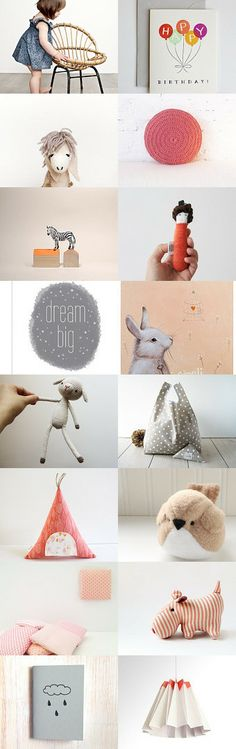 Sweet Little Girl by Lucia Vils on Etsy--Pinned with TreasuryPin.com
