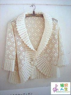 Hermoso saco « Mi Rincon de Crochet