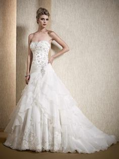 Private Label by G. Limited Version Wedding Gowns, Spring 2013. Style 12089