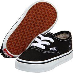524a6a20349e8f Vans Kids Authentic Core (Infant Toddler) Toddler Boy Shoes
