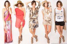 Moda y Tendencias en Buenos Aires : LOOKS MARCELA PAGELLA PRIMAVERA VERANO 2015: MODA ...