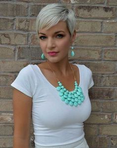 Best Blonde Pixie Cuts for Short Hair