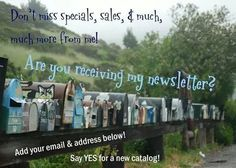 Get sales and deals sent to you.