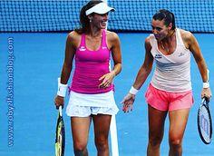 L' #Italia che #amiamo,lo #sport #pulito e l' #orgoglio #pugliese...  #what else? Il cielo è #azzurro sopra #New #York – #USOpen new #post now on www.robyzlfashionblog.com #tennis #flaviapennetta #robyzl #serendipity #instasport #tennis #love