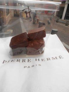 Chocolat Pierre Hermé. Cuisiner malin #2