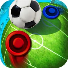 """Do you like to play soccer game then download new """"Soccer Air Hockey"""" .... i like this game to play..it is free to download.  ?#soccer #soccergame #fifa2014  #worldcup2014  #soccer2014"""