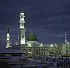 Madina at Night