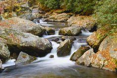 Title  Tallulah River   Artist  Penny Lisowski   Medium  Photograph - Color Photographs