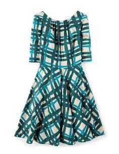 Robe Amy WH696 Robes de jour élégantes chez Boden