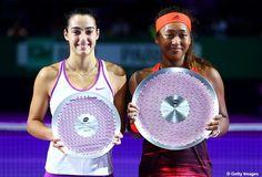 Naomi Osaka edges Garcia in thrilling 3-set @WTARisingStars Invitational final-> http://wtatenn.is/35cwgn #WTAFinals