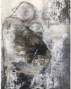 carola kastman could be woods Modern Art, Contemporary Art, Abstract Art Images, Encaustic Art, Figure Painting, Figurative Art, Painting Inspiration, Collage Art, Art Drawings