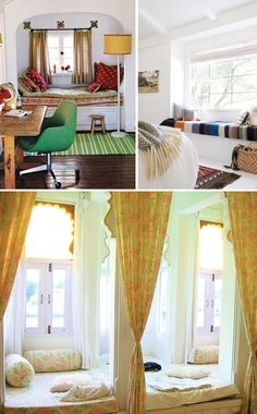 Inspiration for my window-seat project