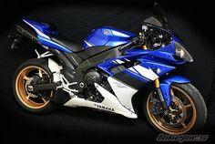 2008 Yamaha YZF-R1