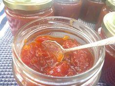 Parsi tomato chutney