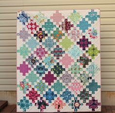 Hyacinth Quilt Designs: My Quilts