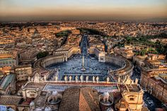 Vatican City (Vatican City State/Stato della Città del Vaticano)