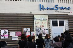 Human Stage, Ginowan, Okinawa, Japan