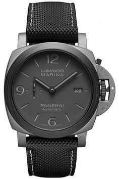 Cool Watches, Watches For Men, Panerai Luminor Marina, Breitling Superocean Heritage, Panerai Watches, Men's Watches, Tudor Black Bay, Watch Blog, Cartier Santos
