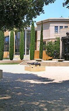 Rodin Sculpture Garden | Travel | Vacation Ideas | Road Trip | Places to Visit | Stanford | CA | Restaurant | Public Garden | Public Art