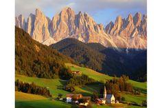 De paisajes de alta montaña a fiordos y enormes deltas, espacios verdes declarados patrimonio mundial