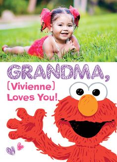 Personalized Grandparents Day Cards