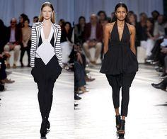 Givenchy by Riccardo Tisci Spring 2010 Paris Fashion Show