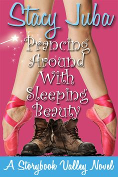 Pre-order Prancing Around With Sleeping Beauty funny chick lit romantic comedy novel on Amazon Kindle, Nook, iBooks and Kobo