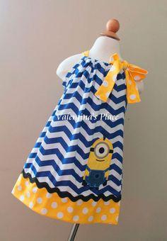 vestido Minions