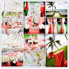 Peach Maui Wedding Details  www.mikesidney.com    The Wedding Lady - Exquisite Wedding Planning in Maui Hawaii and Vancouver BC    #weddinglady.com