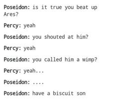 XD <<< this is perfect XD <<< lol! Why a biscuit when u can get a blue pancake!<<<<< MCGONAGALL MOMENT