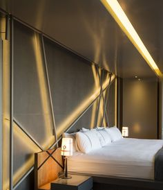 Concrete House | Main Bedroom | M Square Lifestyle Design
