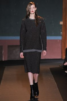 Cédric Charlier | Fall 2014 Ready-to-Wear Collection | Style.com