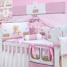 Top 10 Kit Berço Ursinhos para seu bebê