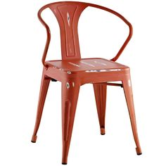 Panora Dining Chair Red