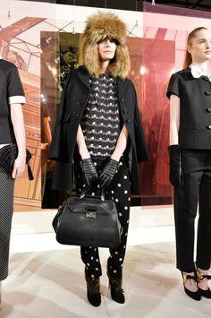 Défile Kate Spade prêt-à-porter automne-hiver 2014-2015, New York #NYFW #Fashionweek