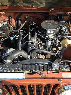 1983 Jeep CJ7 Limited Rare!