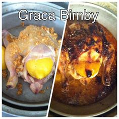 Frango á Maricas | Graça - Truques & Dicas Chicken, Breakfast, Food, Main Dishes, Vape Tricks, Tips, Recipes, Birds, Morning Coffee