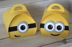 Stampin' Up! Minions Curvy Keepsake Box Zierschachtel für Andenken