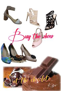 Well in-case you missed it, yesterday was World Chocolate Day. In fact it still is in some parts of the world! So go for it girls! Eat the Chocolate 🍫 and Buy the Shoes 👠 . All guilt free... 🙃 With shoes starting from a crazy $2.50 during our Final Closeout Sale and a brain full of endorphins...there's nothing but a Wonderful Weekend ahead. We are open 10-4 so get in quick before all the good stuff disappears.  All stock now below cost.  Clearance of School Shoes, ladies shoes, Comfort…