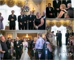Loose Mansion | Kansas City Wedding | Pond Photography