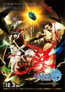 Chain Chronicle: Haecceitas no Hikari Part 1 picture