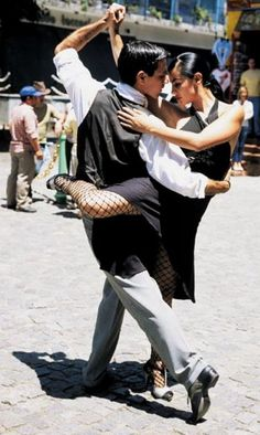 Passion of the Argentinean tango...love those fishnets. Dance Lessons Scottsdale,
